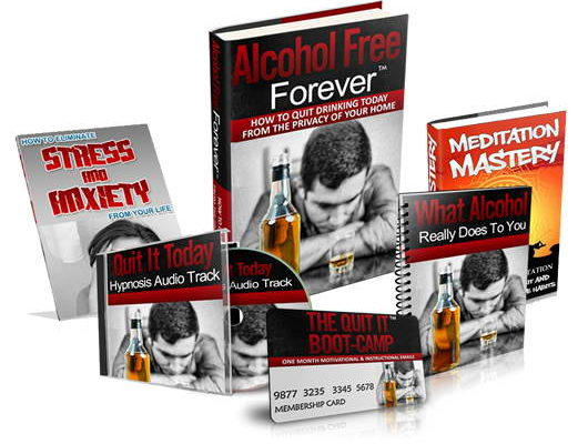 Alcohol Free Forever