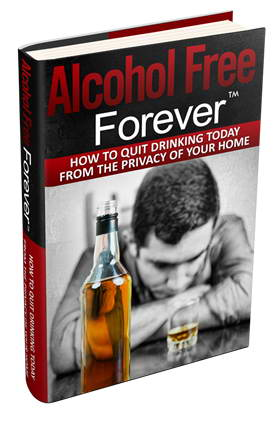 Alcohol Free Forever book