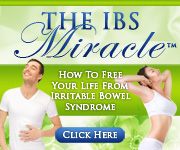 IBS Miracle banner