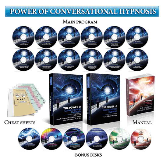 Power Of Conversational Hypnosis