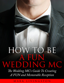 How To Be A FUN Wedding MC review