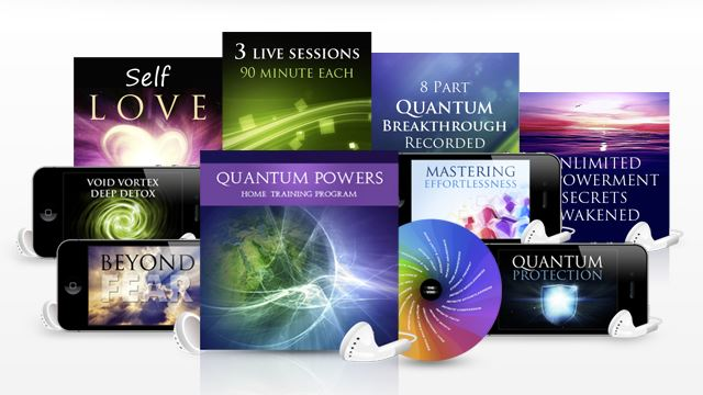 Quantum Powers and Beyond