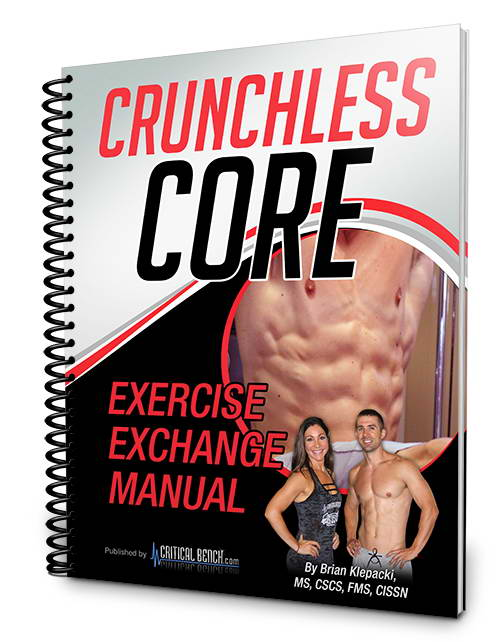 Crunchless Core manual