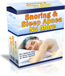 Snoring & Sleep Apnea No More review