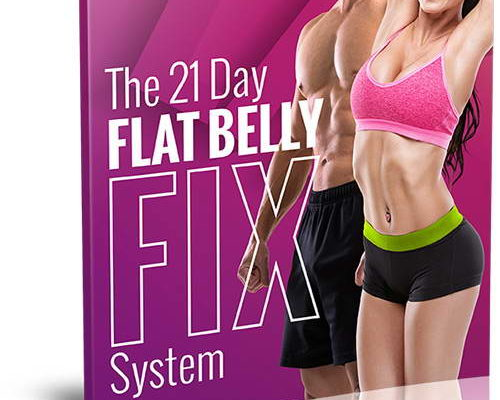 21 Day Flat Belly Fix