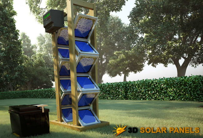 DIY 3D Solar Panels Step-By-Step Video Guide Review