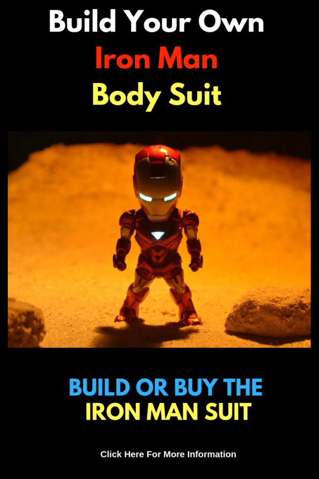 The Ironman Suit