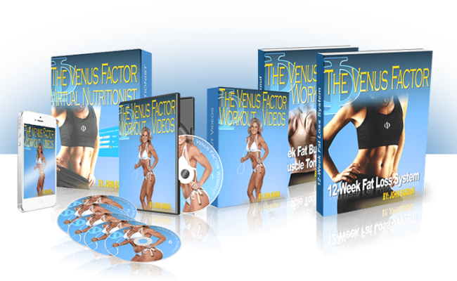 Venus Factor Weight Loss Plan For Women
