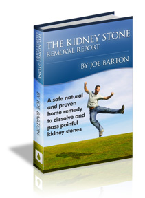 Kidney Stone Removal book