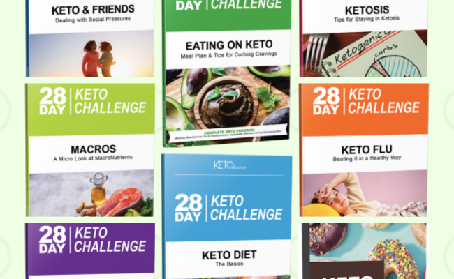 The 28-Day Keto Challenge Review - Amazing Ketogenic Meal Plan