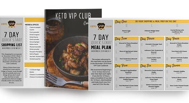 Keto VIP Club Membership Caleb O'Dowd - Review