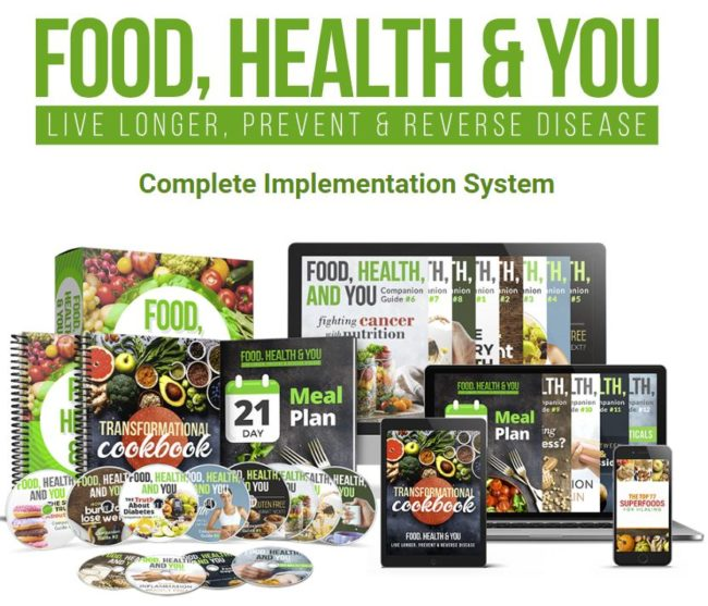 Food, Health & You - Complete Implementation System review