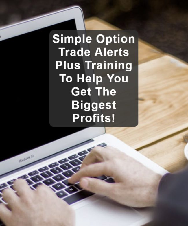 Options Pop Review - Simple Option Trade Alerts