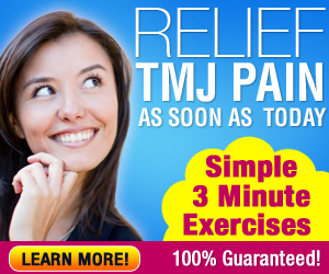 TMJ Relief Program Review - Cure For TMJ, Bruxing And Tooth Grinding