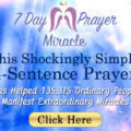 7 Day Prayer Miracle Review - Manifesting Miracles by Using Prayer