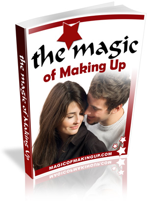The Magic Of Making Up cover
